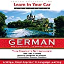 Learn in Your Car: German, Complete Speech by Henry N. Raymond Narrated by  uncredited