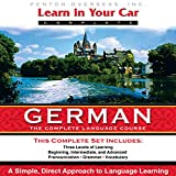 img - for Learn in Your Car: German, Complete book / textbook / text book