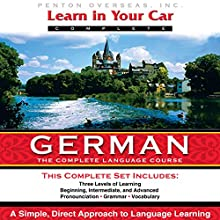 Learn in Your Car: German, Complete Discours Auteur(s) : Henry N. Raymond Narrateur(s) :  uncredited