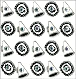Jolee's Boutique Dimensional Repeat Stickers, Cheerleading