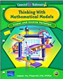 Thinking with Mathematical Models: Linear & Inverse Relationships (Connected Mathematics 2)