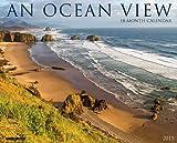Ocean View 2015 Wall Calendar