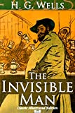 Image of The Invisible Man - Classic Illustrated Edition