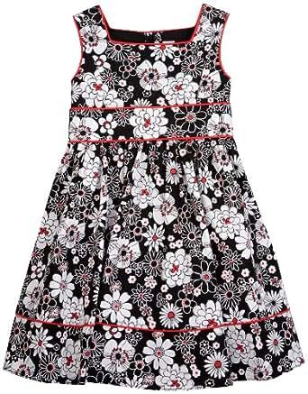 Sweetheart rose little girl rose petal dress matt and
