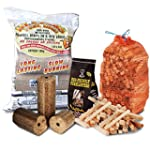 FIRE PIT CHIMINEA STARTER PACK Large...