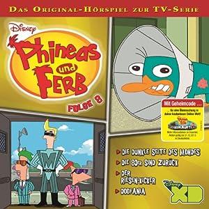 Phineas und Ferb 8 Hörspiel