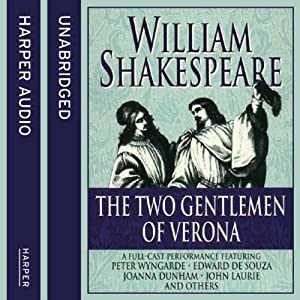 Two Gentlemen of Verona Audiobook