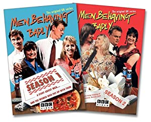 Men Behaving Badly - Seasons 1 & 2 (British TV Series)