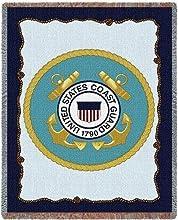 US Coast Guard Throw - 69 x 48 BlanketThrow
