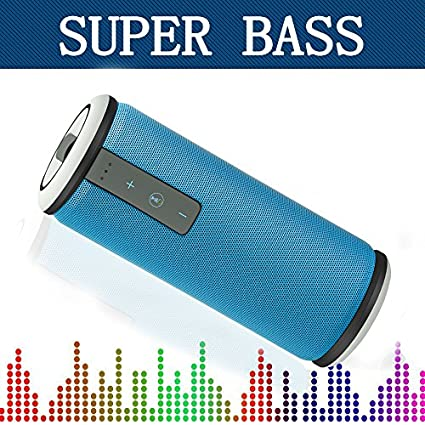 Basstyle TB-26S Cylinder Wireless Speaker