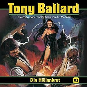 Die Höllenbrut (Tony Ballard 1) Hörspiel