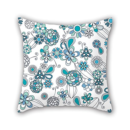 PILLO Flower Pillow Cases 18 X 18 Inches / 45 By 45 Cm Gift Or Decor For Bedding,pub,home Office,boys,chair,teens Boys - Both Sides (1000 Piece Personal Photo Puzzle compare prices)
