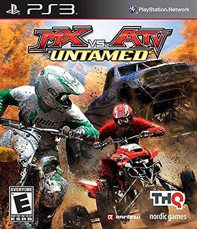 Mx Vs ATV Untamed - Playstation 3