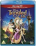 Tangled (Blu-ray 3D + Blu-ray) [Region Free]
