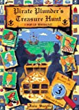 img - for Pirate Plunder's Treasure Hunt: A Pop-Up Whodunit book / textbook / text book