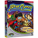 StarFlyers Royal Jewel Rescue - PC/Mac ~ The Learning Company