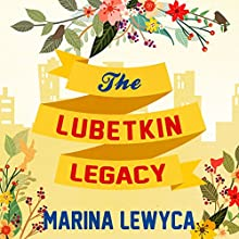 The Lubetkin Legacy Audiobook by Marina Lewycka Narrated by Toby Longworth