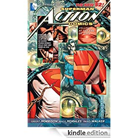 Action Comics, Vol. 3: At the End of Days (The New 52) (Superman - Action Comics)