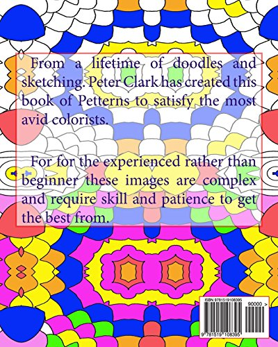 Inner Calm Volume 1: 55 Patterns for Adults to Color