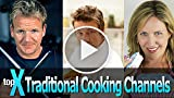 Top 10 YouTube Traditional Cooking Channels -  TopX...