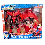 Guren Dragotron G23 Transformers Go! Takara Tomy Action Figure