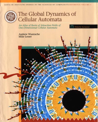 The Global Dynamics of Cellular Automata: An Atlas of Basin of Attraction Fields of One-Dimensional Cellular Automata