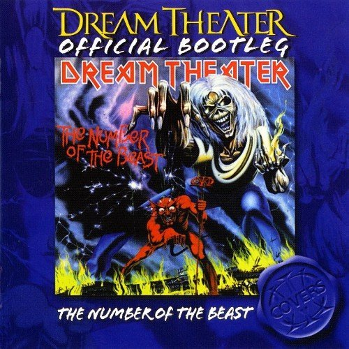 Dream Theater - The Number Of The Beast (Dream - Zortam Music