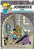 JOMMEKE: Das Jampuddinggespenst