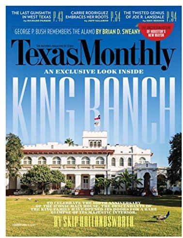 1-Yr Texas Monthly Magazine