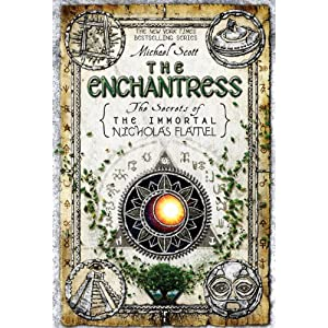 The Enchantress Hardcover Book