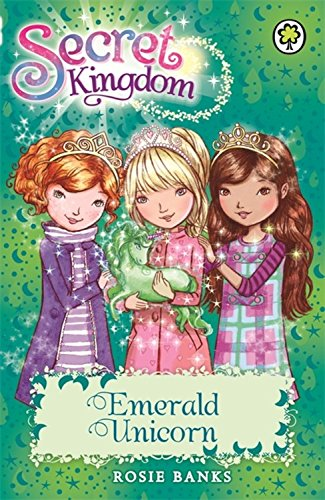23: Emerald Unicorn (Secret Kingdom)