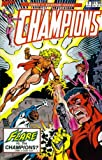 Champions #3 : Family (Hero Comics)