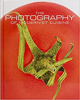 The photography of modernist cuisine for Amazon modernist cuisine at home