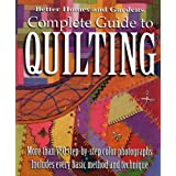 Complete Guide to Quiltingby Better Homes & Gardens