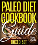 Paleo Diet Cookbook and Guide (Boxed...