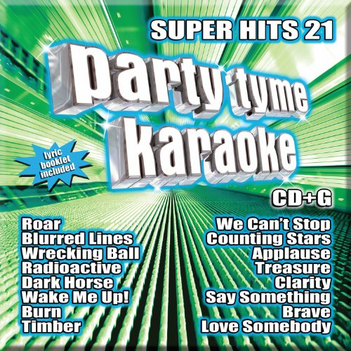 Party-Tyme-Karaoke-Super-Hits-21-16-song-CDG