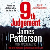 9th Judgement: The Women's Murder Club, Book 9 | James Patterson