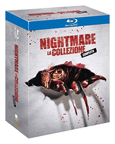 nightmare - la collezione completa (4 blu-ray) box set