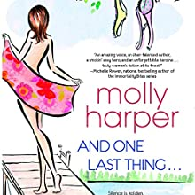 And One Last Thing... Audiobook by Molly Harper Narrated by Amanda Ronconi