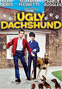 Cover of &quot;The Ugly Dachshund&quot;