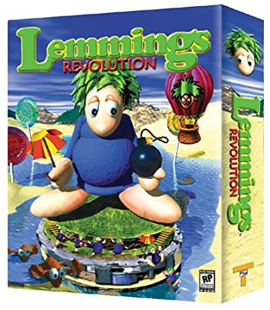 Lemming's Revolution (Jewel Case)