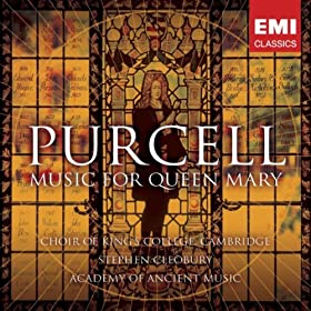 Music for the Funeral of Queen Mary 1695: March Z860i