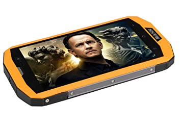 MANN ZUG 5S+ Smartphone robuste / Écran 5 pouces 1280x720 / 4G / Qualcomm MSM8926 / IP67 / Android 4.4