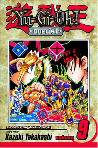 Yu-Gi-Oh!: Duelist, Vol. 9: Dungeon Dice Monsters (Yu-Gi-Oh! Duelist, #9)