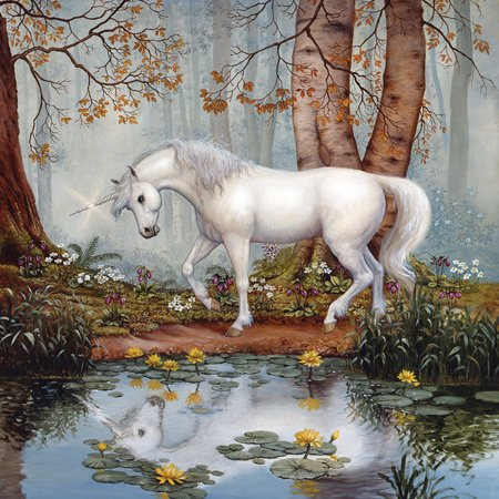 Cheap Sunsout Forest Unicorn 500 piece (B001CBNSFU)