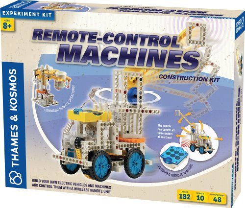 Thames & Kosmos Remote Control Machines (Remote Control Machines Kit compare prices)