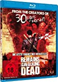 Image de Remains of the Walking Dead (Uncut) [Blu-ray] [Import allemand]