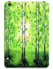 New High Quality Fashion Colorful Tree Abstract Oil Painting Design Phone Cases For iPadmini No.5