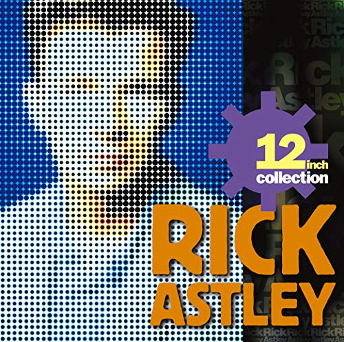 CD : Rick Astley - 12 Inch Collection (Japan - Import)