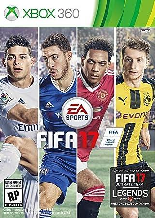 FIFA 17 - Xbox 360 Digital Code